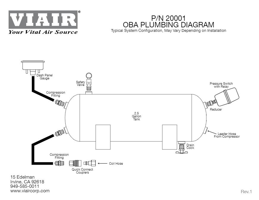 Viair 480c Compressor Wiring Diagram
